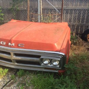1968-1972 GMC 2500 Front Pickup Clip