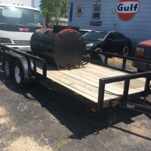 18′ Car/ Utility Trailer Dual Axle  Sold with Bill of Sale No title!